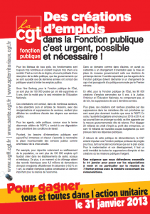creation emploi 31