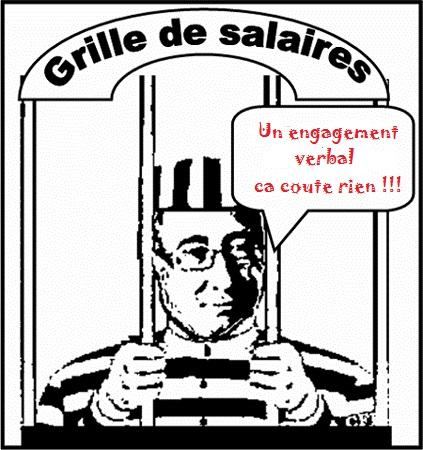 Grille de r mun ration cat gorie c cgt territoriaux 72 - Grille remuneration fonction publique ...